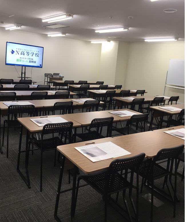 N高校教室